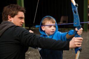 Barretstown archer