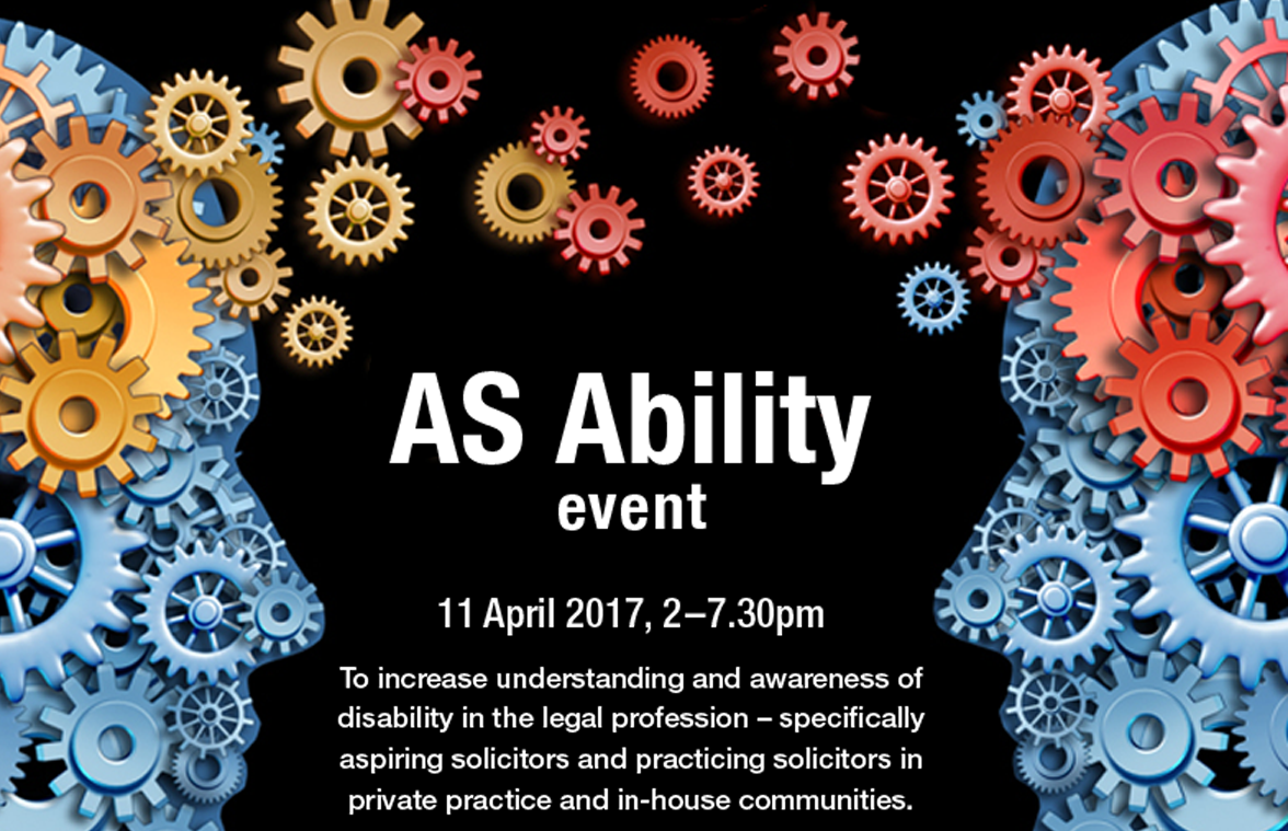 AS Ability Event on Disabilities