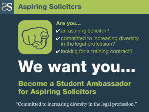 Aspiring Solicitors (Primary Logo)