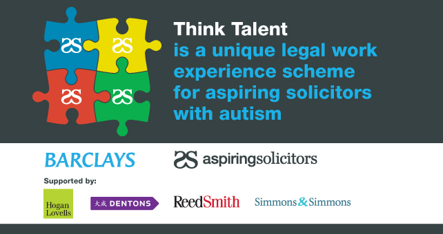Think Talent- Legal Work Experience