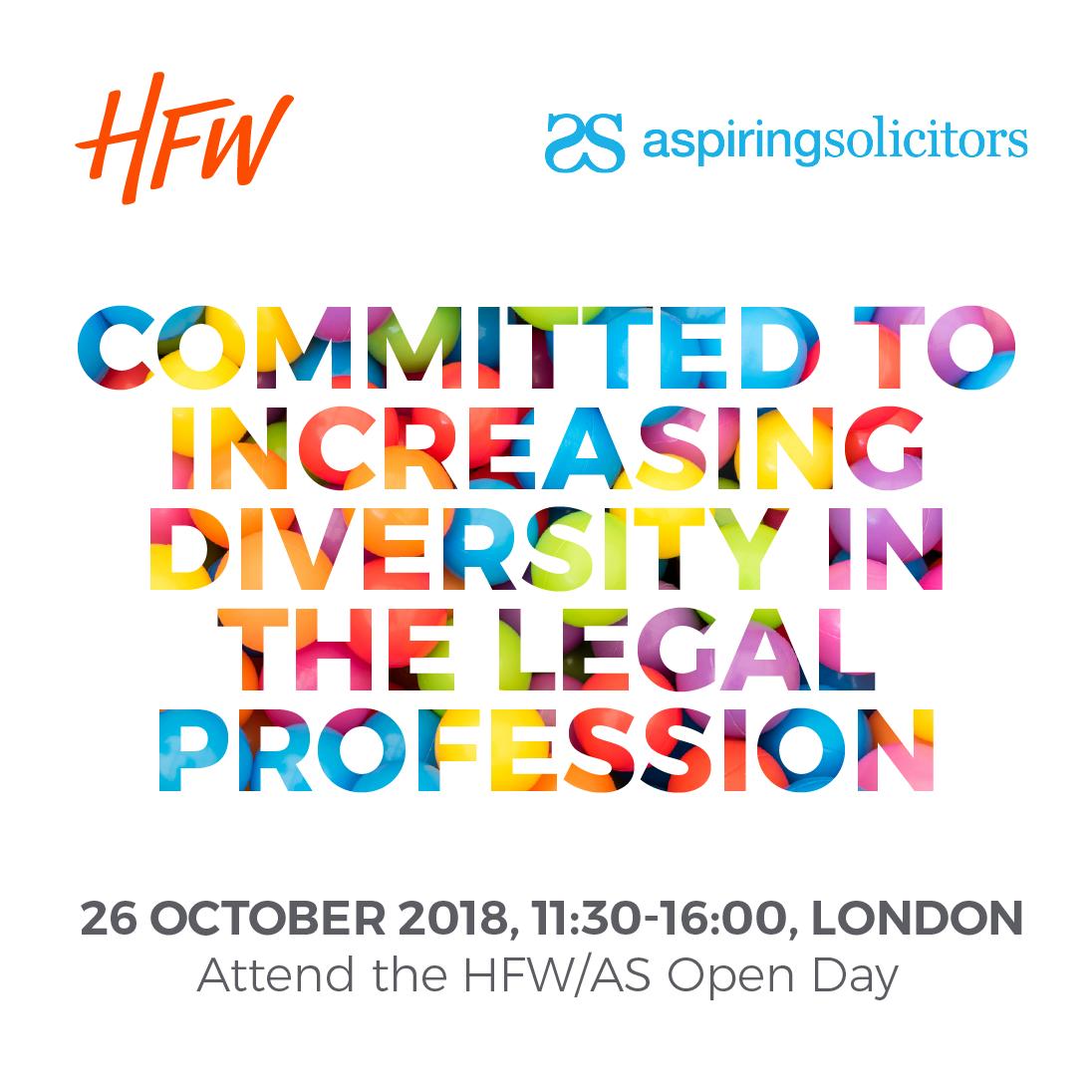 HFW Autumn Event