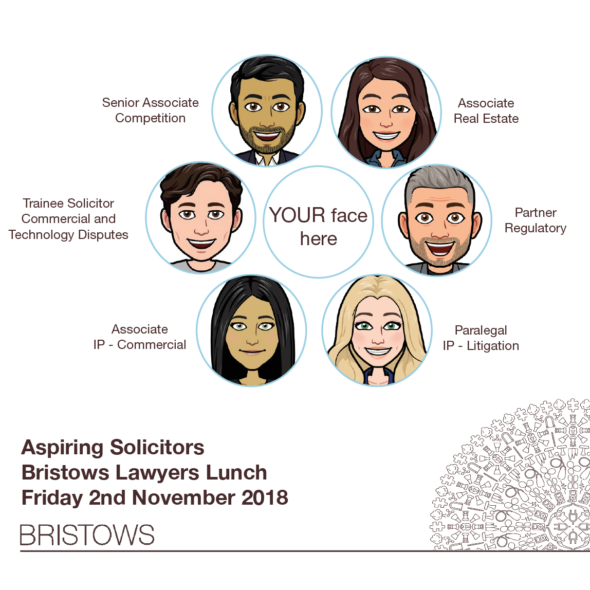 Bristows Lawyers' Lunch